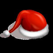Santa's cap